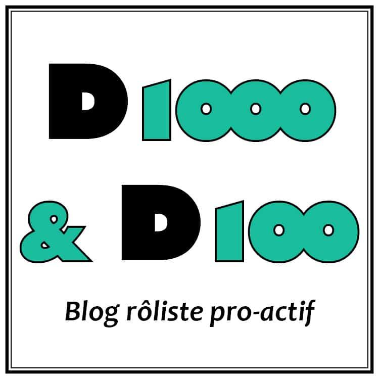 D1000 et D100