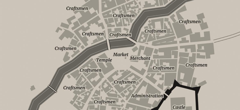 Générateurs villes médiévales
