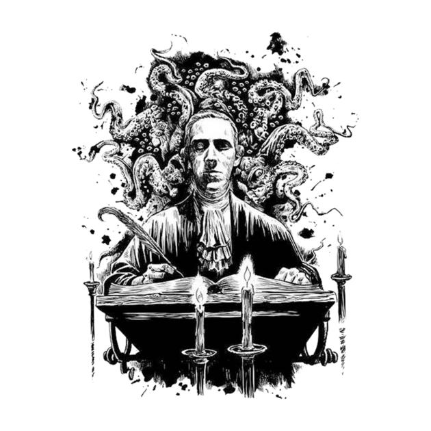 #LRQ 18 - Emission Culturelle sur Lovecraft