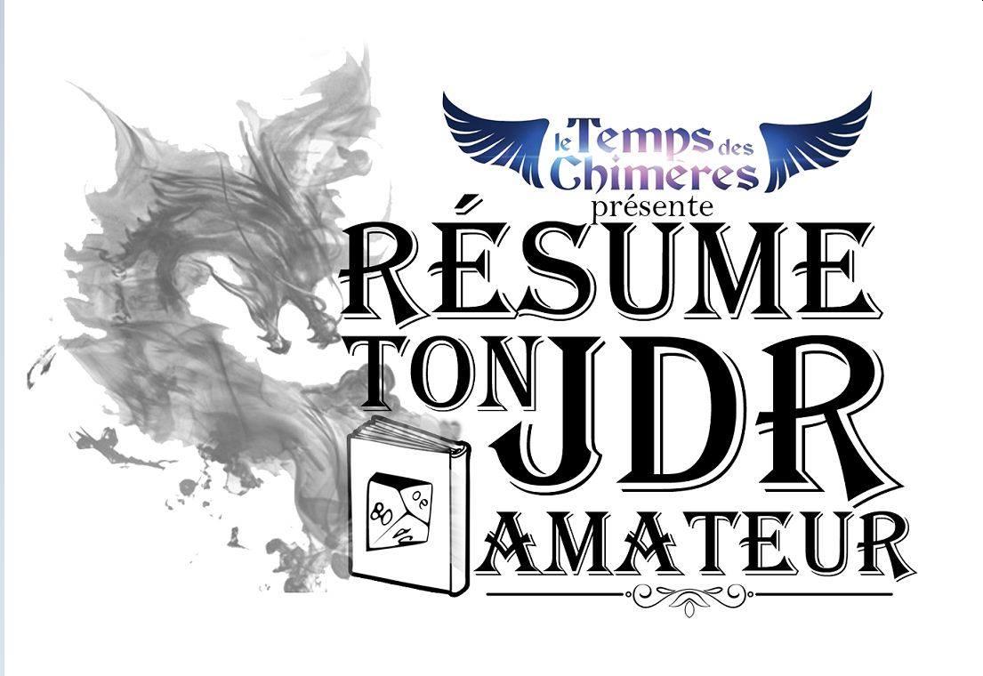 Résume ton JDR Amateur, le classement