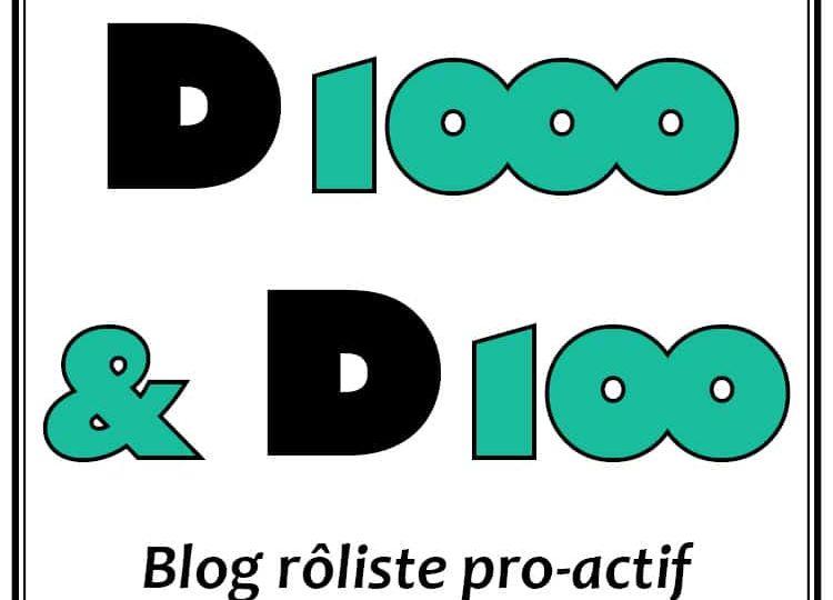 Logo d1000 et d100