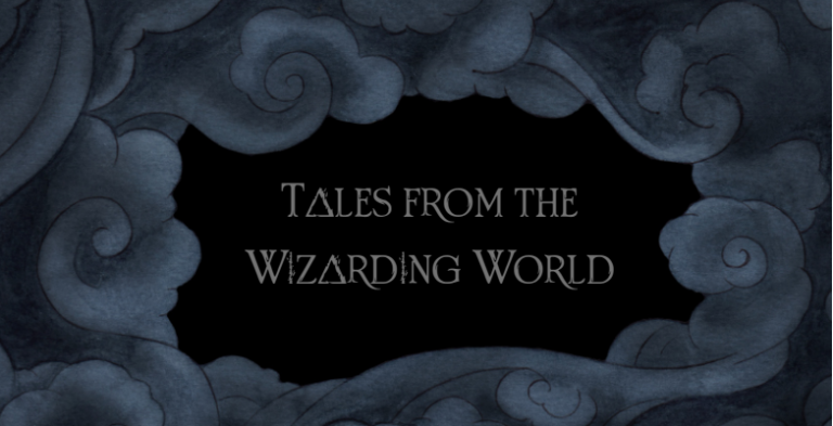 Banniere tales from the wizarding world